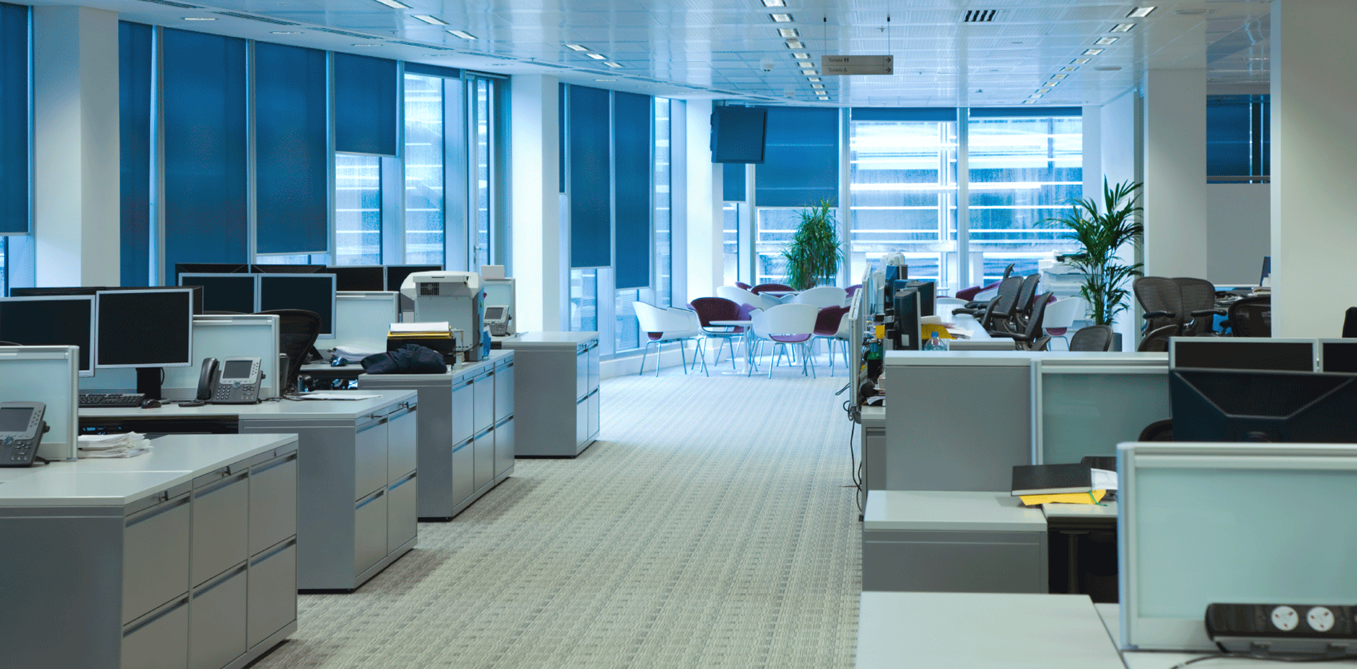 business cleaning and office cleaning services can increase
